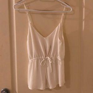 White Babaton blouse